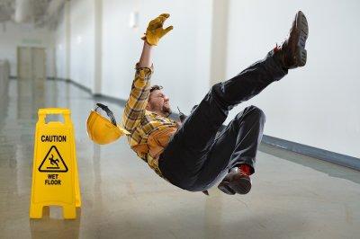 slip - fall